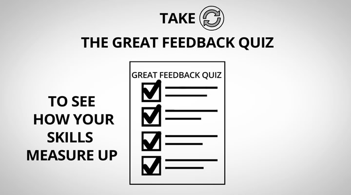 GREAT FEEDBACK™ SELF-ASSESSMENT