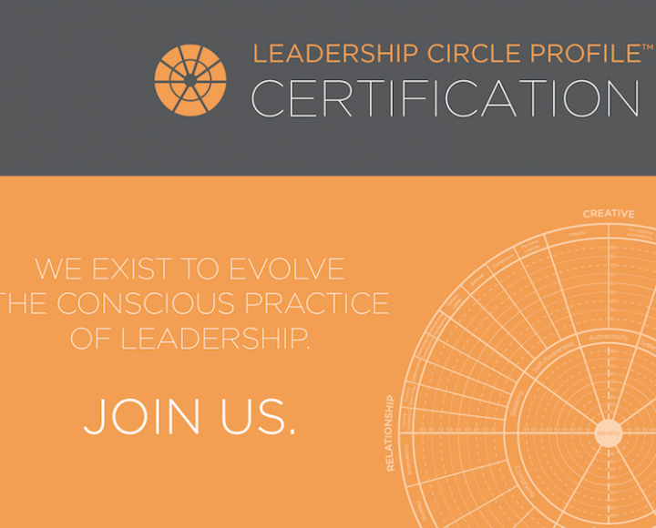 Leadership Circle Profile™ Certification Coming to Vancouver!