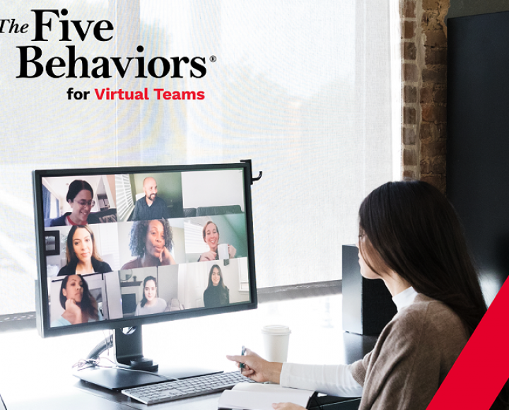 Five Behaviours® for Virtual Teams Experience - December 3, 2020