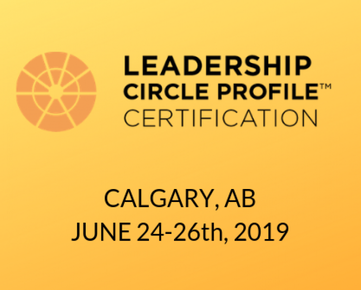 Get Certified in the Leadership Circle™ Profile in Calgary