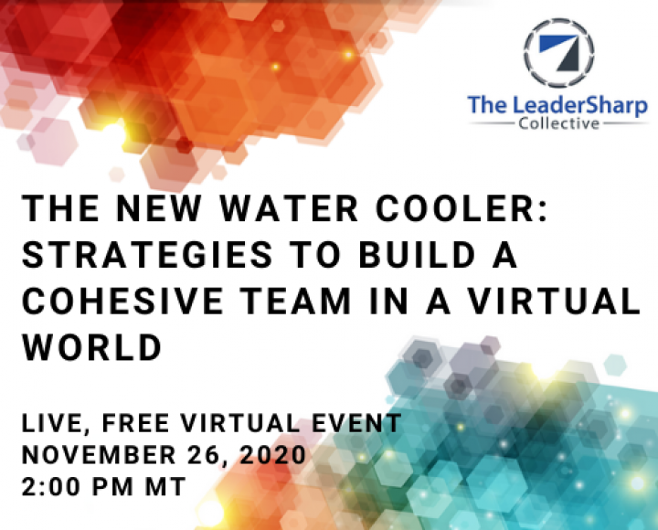 November 26th: Leader 2020 Free, Live Virtual Event
