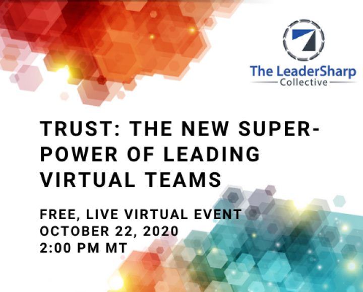 October 22: Free, Live Virtual Event