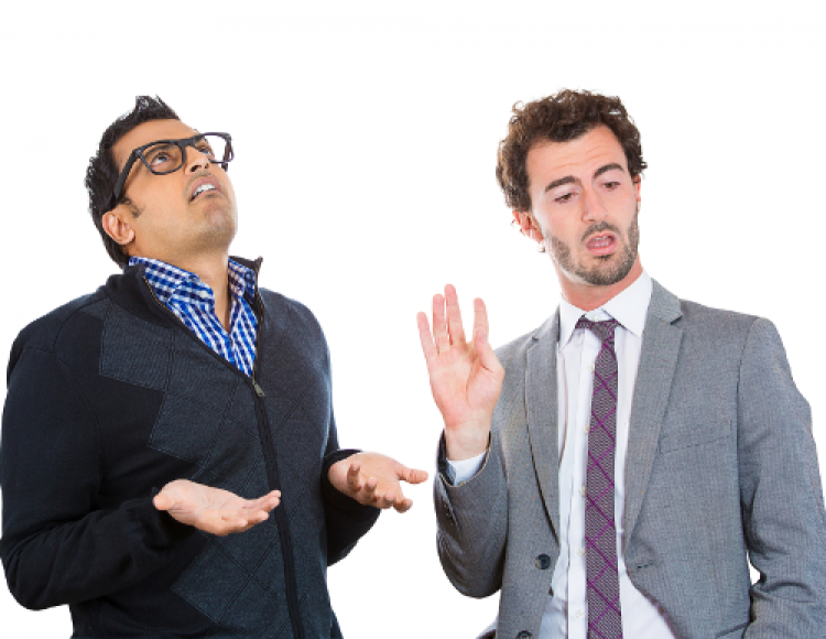 How to Handle Strong DISAGREEMENT in Employee Feedback Conversations
